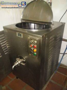Pasteurizador para sorvetes Inadal