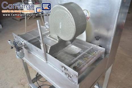 Cobrideira de chocolates 250 mm Piróg