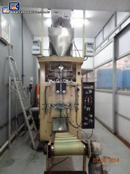Embaladora vertical com rosca Fabrima VBR 008