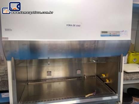 Cabine de segurança biológica Trox Technik