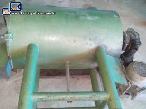 Misturador PVC resfriador Miotto em aço inox