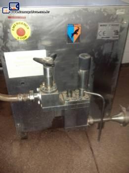 Bomba de homogenização 500 litros por hora Marca Niro Soave