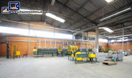 Linha completa para fabricação de lã de aço