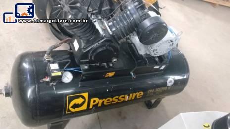 Compressor de ar Pressure 250 L