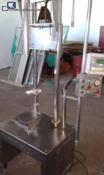 Envasadora para líquidos volumétrico em inox Serac