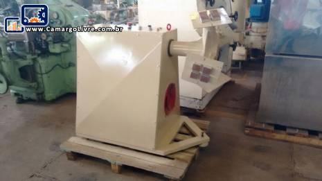 Centrifuga industrial para ovos de páscoa