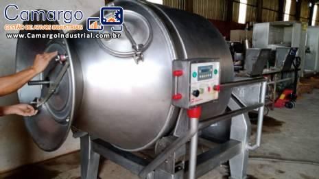 Tumbler massageador para carnes 800 L Chiacchiera