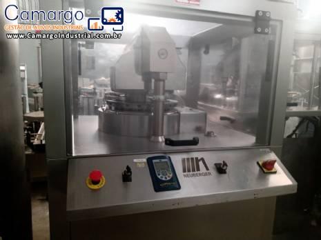 Compressora de comprimidos MN 20 Neuberger
