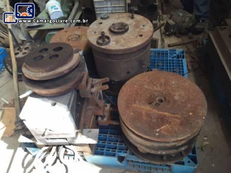 Molde para injeção de balde 20 litros